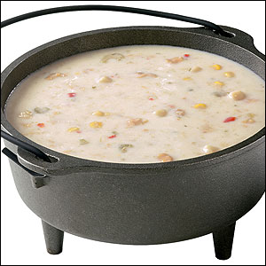 Gordon's Classic<br>Sweet Corn Chowder